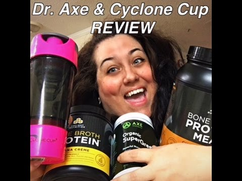 Review on Dr.Axe Supplements and The Cyclone Cup