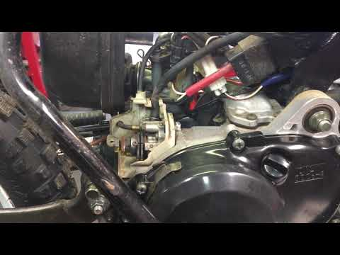 PW50 oil pump problem