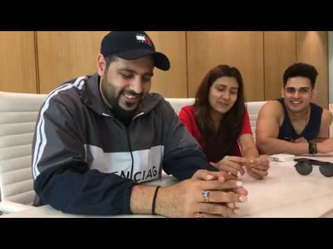Buzz - Aastha Gill feat Badshah | Priyank Sharma | Live On Hungama || Latest New Video 2018
