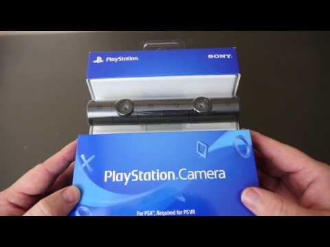 Playstation 4 Camera 2nd Generation | Unboxing | Setup | Review