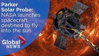 NASA Parker Solar Probe launch scrubbed