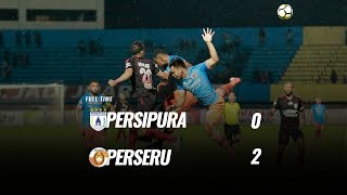 Download Video [Pekan 34] Cuplikan Pertandingan Persipura vs Perseru, 9 Desember 2018 MP3 3GP MP4