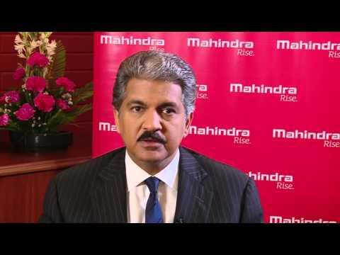 The Leaders Speak Series - Anand Mahindra, Chairman and Managing Director, Mahindra Group