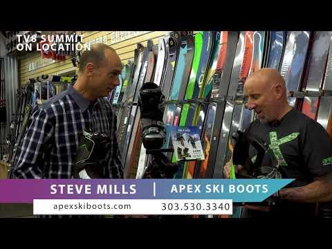 On Location Apex Ski Boots