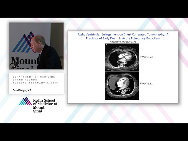 Advances and Controversies in the Management of Pulmonary Embolism