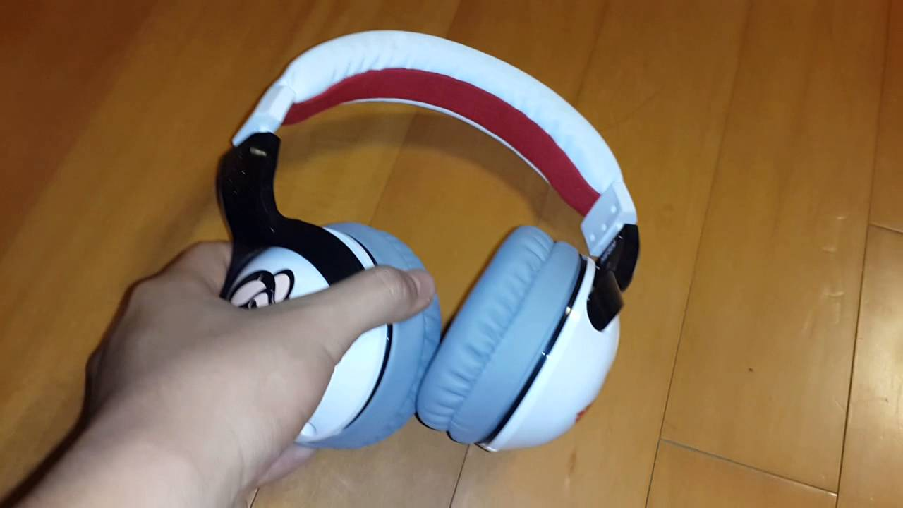 Árbol de tochi Calamidad bibliotecario  Paul Frank Edition Skullcandy Hesh 2.0 Review - YouTube