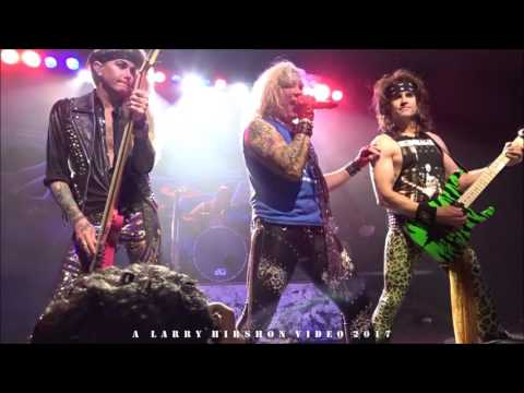 STEEL PANTHER LIVE at the Irving Plaza, NYC 4/6/17 ENTIRE SHOW