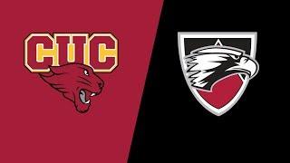 CUC Men's Basketball vs. Edgewood - 4:15 p.m.