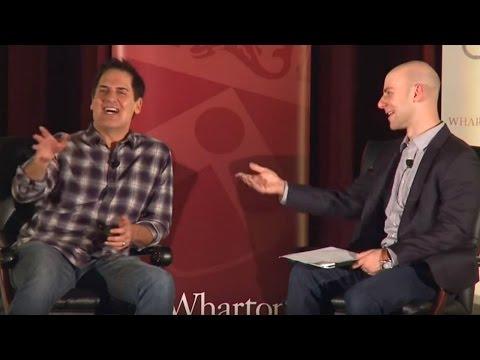 Adam Grant's Originals: Mark Cuban Shows How to Pitch an Idea on Shark Tank