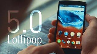 Полный обзор Android 5.0 Lollipop