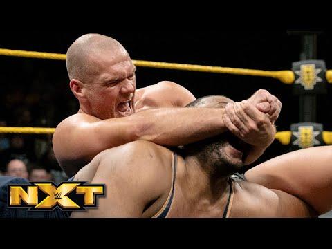 Street Profits vs. Burch & Lorcan: WWE NXT, July 10, 2019