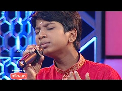 Super Star Junior-5 | Ridhukrishna Singing - sukhamo devi