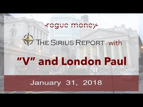 The Sirius Report: With London Paul (01/31/2018)