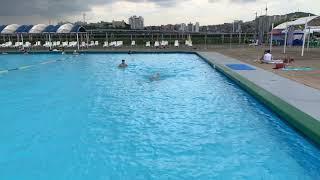 잠원한강수영장  자유형??♂️자유형팔꺾기 자유형의좋은…
