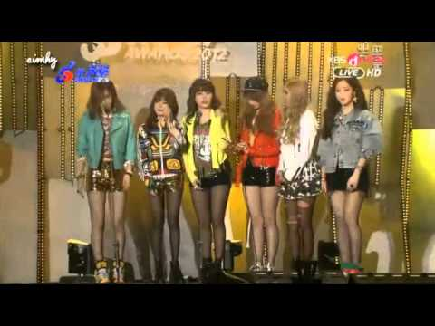 130213 T-ara January Top 2nd Gaon Chart K-Pop Awards