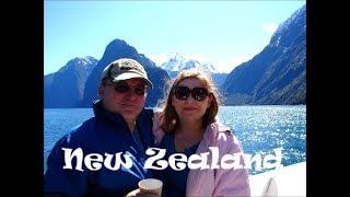 New Zealand. Auckland   Wanaka   Milford Sound    Queenstown.