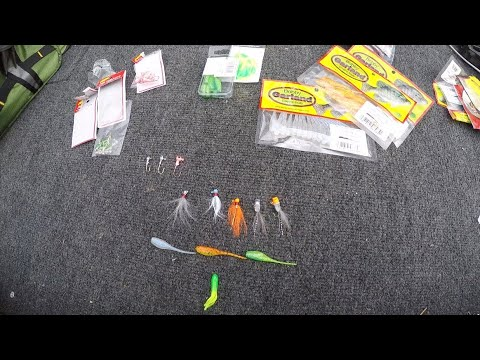 Go To Crappie Baits/Lures! Favorite Jigs, Heads, Colors! Best Winter Spring Summer Fall Fishing
