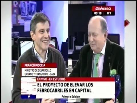 "<h3 class=""list-group-item-title"">Chiche Gelblung entrevistó a Franco Moccia en Crónica TV</h3>"