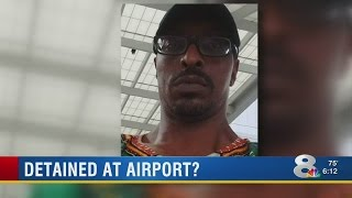 Muhammad Ali Jr. detained by customs officials at Florida airport