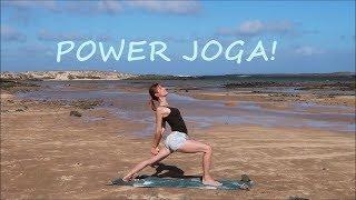 Power Joga - Praktyka Godzinna cz. II