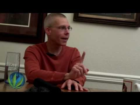 Chronic Back Pain and Cannabis: Kevin Ameling of Colorado 2013