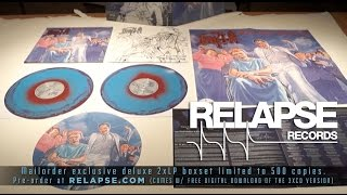 DEATH – 'Spiritual Healing' Deluxe Vinyl Boxset Unboxing