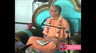 Бхагавад Гита 7.5 - Ниранджана Свами