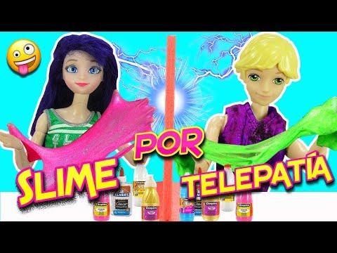 Slime por Telepatía con Marinette y Adrien