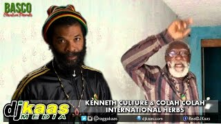 Kenneth Culture & Colah Colah - International Herbs [International Herb Riddim] November 2014