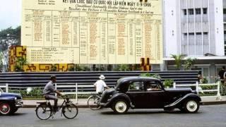 Sài Gòn Niềm nhớ không tên - Nguyễn Đình Toàn - Tiếng hát Clara Ngô
