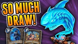 How Many Cards Did We Just Draw? | Mill Rogue | Wild Hearthstone Rise of Shadows