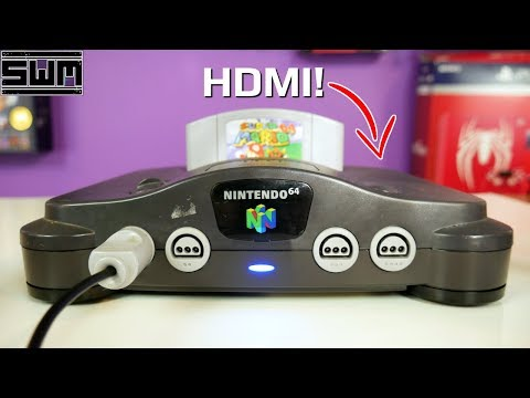 The Nintendo 64 Ultra HDMI Mod Is Amazing But Is It Worth The Price?