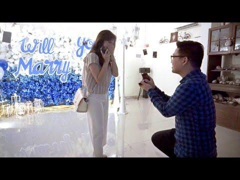 Wedding Proposal Video Ken & Grat