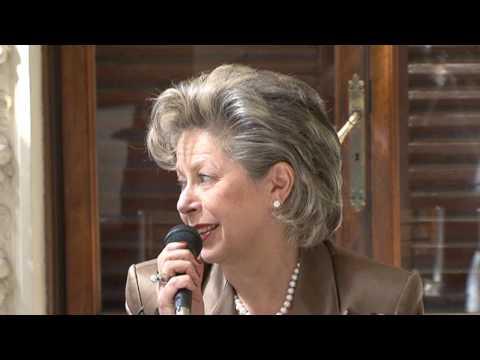 Regina Schrecker  05 05 2009 parte 1