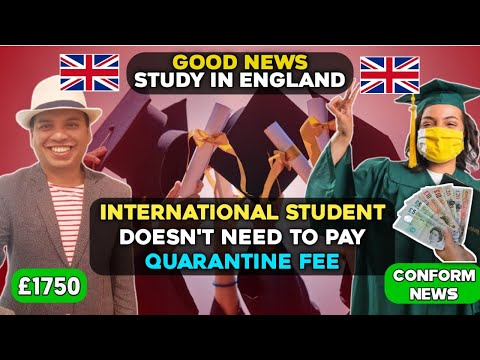 UK UNIVERSITIES IS PAYING INTERNATIONAL STUDENTS HOTEL QUARANTINE COSTS FROM RED LIST COUNTRY INDIA