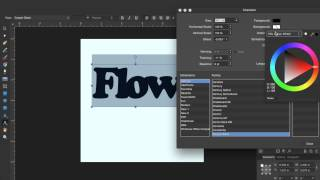 Affinity Designer- Text Turorial