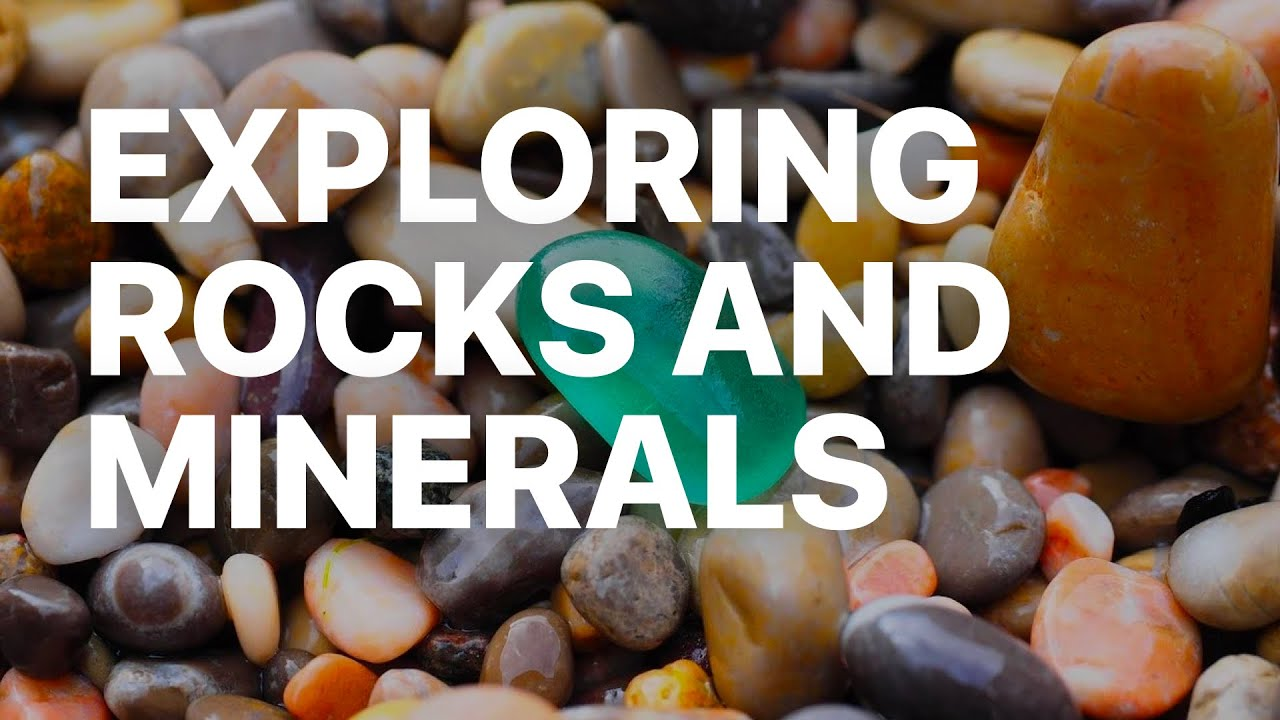 third grade rocks and minerals study guide