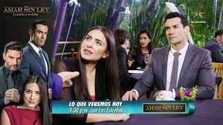 Por Amar sin Ley | Avance 19 de febrero | Hoy -Televisa