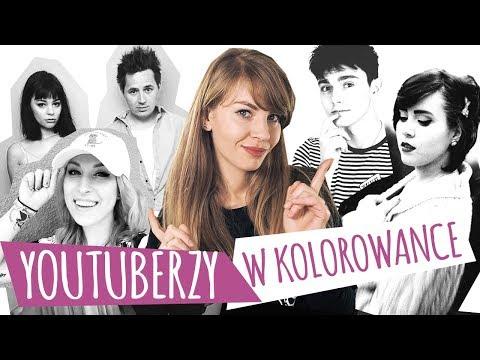 YouTuberzy w Kolorowance + ich reakcje! ⭐Aga Grzelak, Martin Stankiewicz i inni