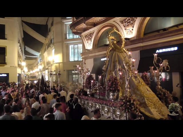 BM Oliva (Salteras) - Pasan los Campanilleros - Entrada de la Virgen del Carmen del Santo Ángel