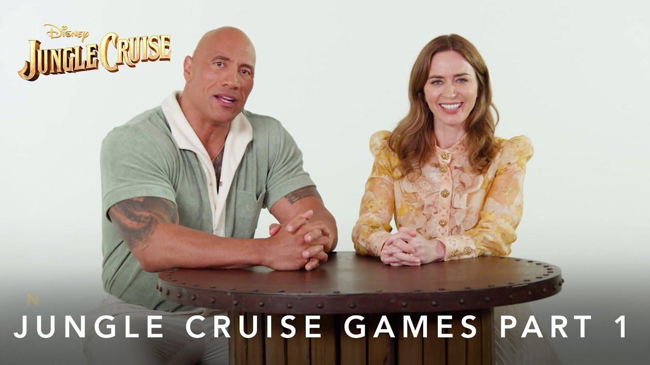 Jungle Cruise Games Part 1   Disney's Jungle Cruise