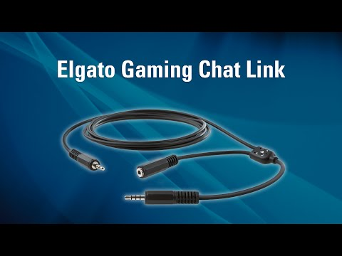 Elgato Gaming Chat Link - Introduction and Overview