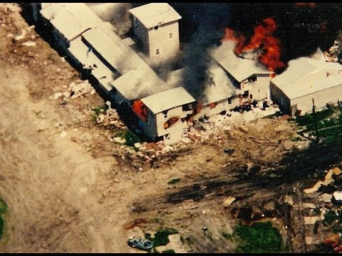 Extremist Groups in America: Waco, Oklahoma City - Education, History (1998)