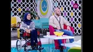جمعية انسان التطوعية - محمد النابلسي، مريم الحموري، هلا محفوظ ومهند جمال
