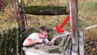 UNEXPECTED MAGNET CATCH in the well! Had to GO DOWN! CrazySeeker!