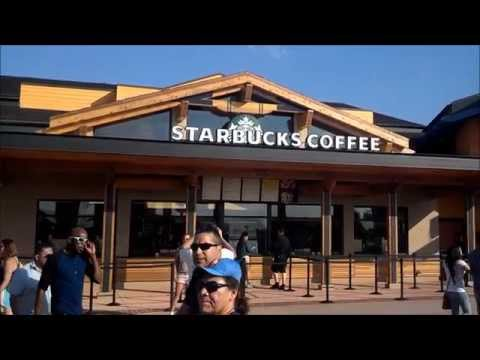 Starbucks opens first location at Downtown Disney Orlando
