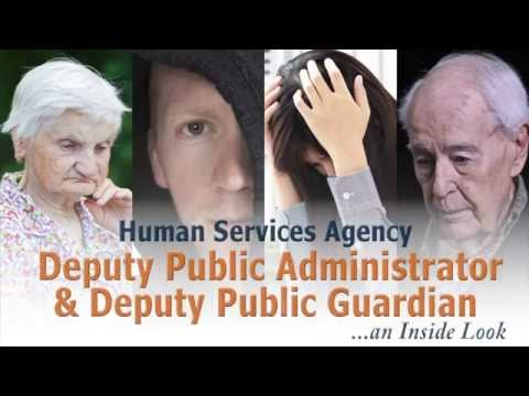 Public Administrator / Public Guardian Recruitment