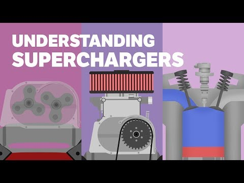Superchargers 101 - Displacement, Boost, and Volumetric