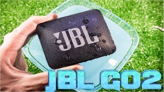 JBL GO2 Recenzja BassTest, Waterproof Test
