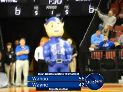 Watch: Wahoo upends Wayne